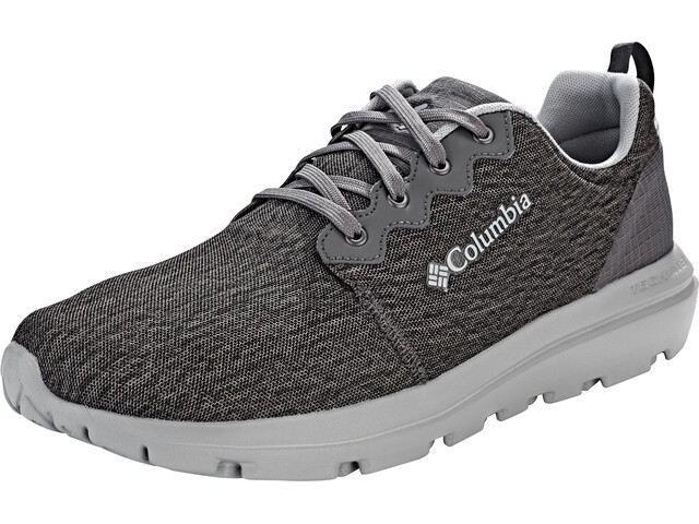 Columbia Backpedal Outdry Shoes Men, shark/monument